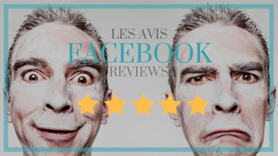 Les avis facebook
