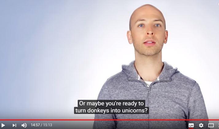 Le sous titrage est important sur une vidéo - Source : Youtube SEO - Brian Dean
